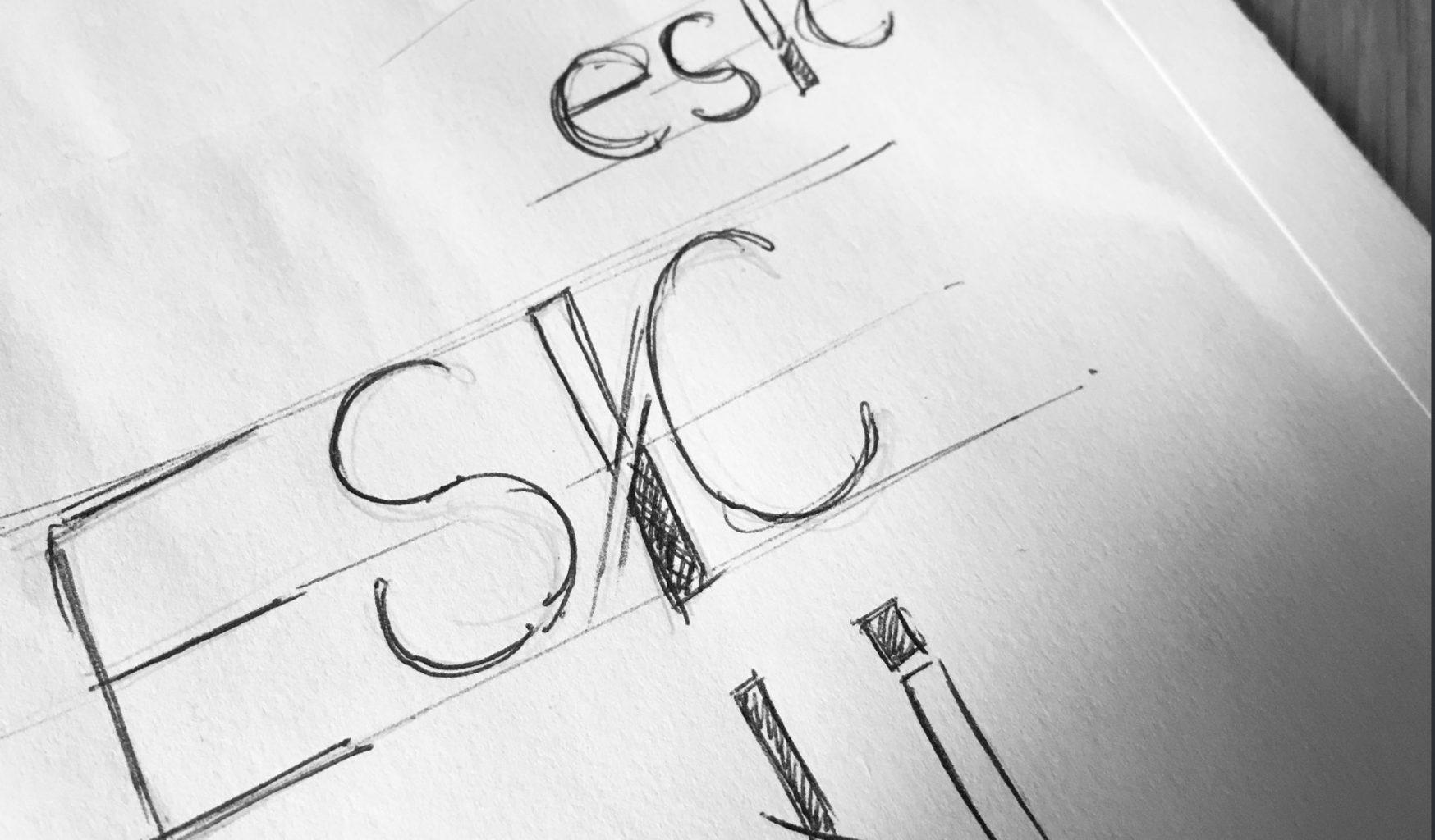ESIC Logo sketch