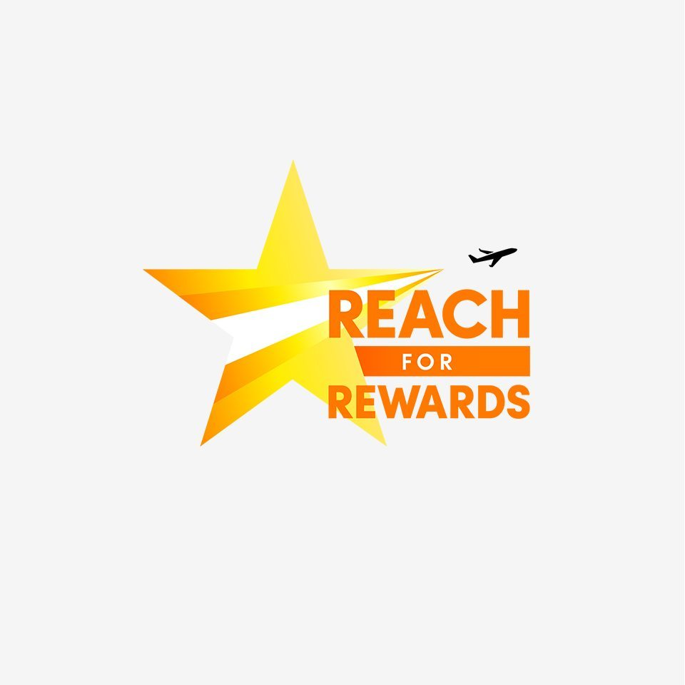 Reach for Rewards logo