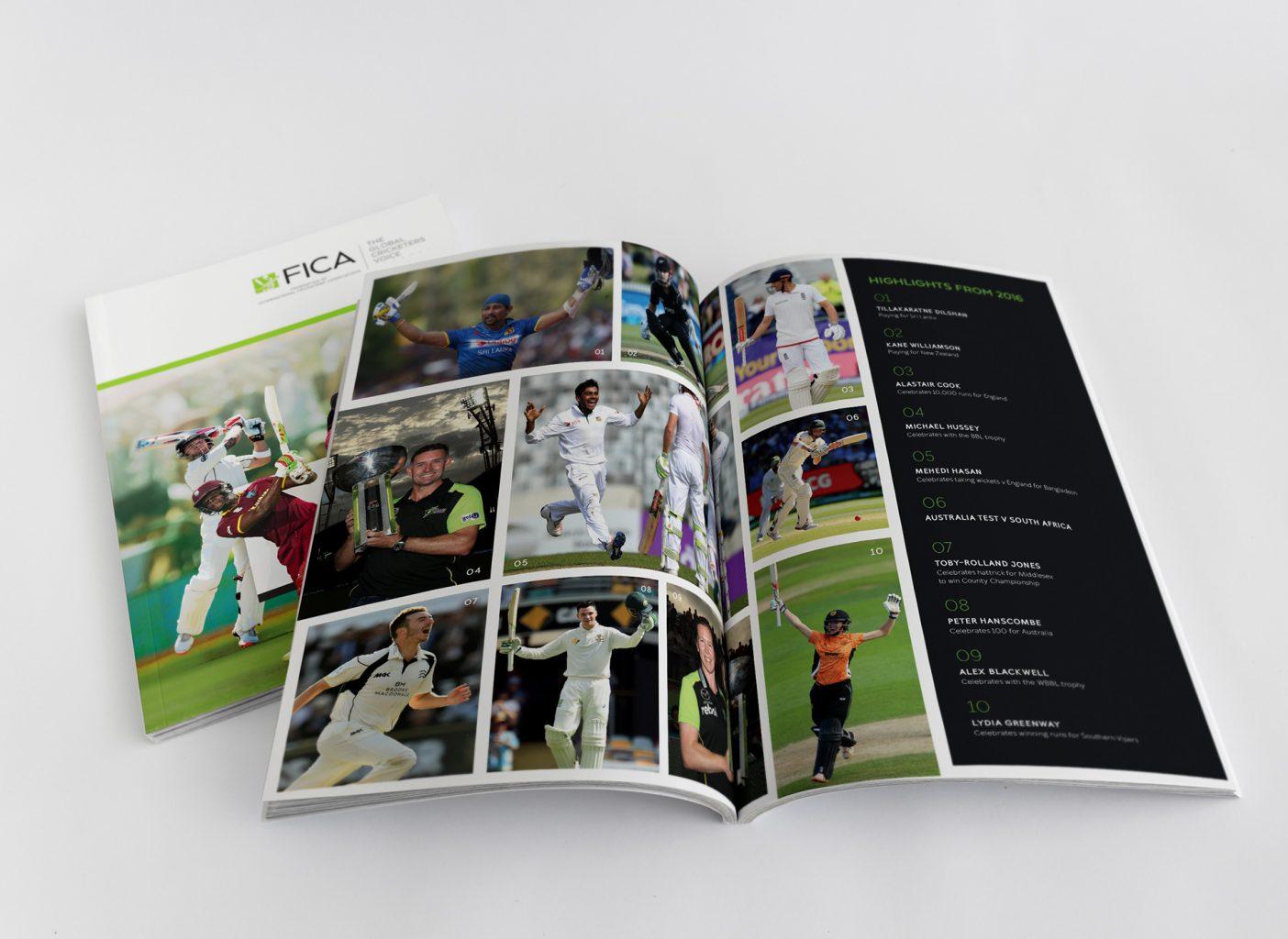 FICA Annual Report