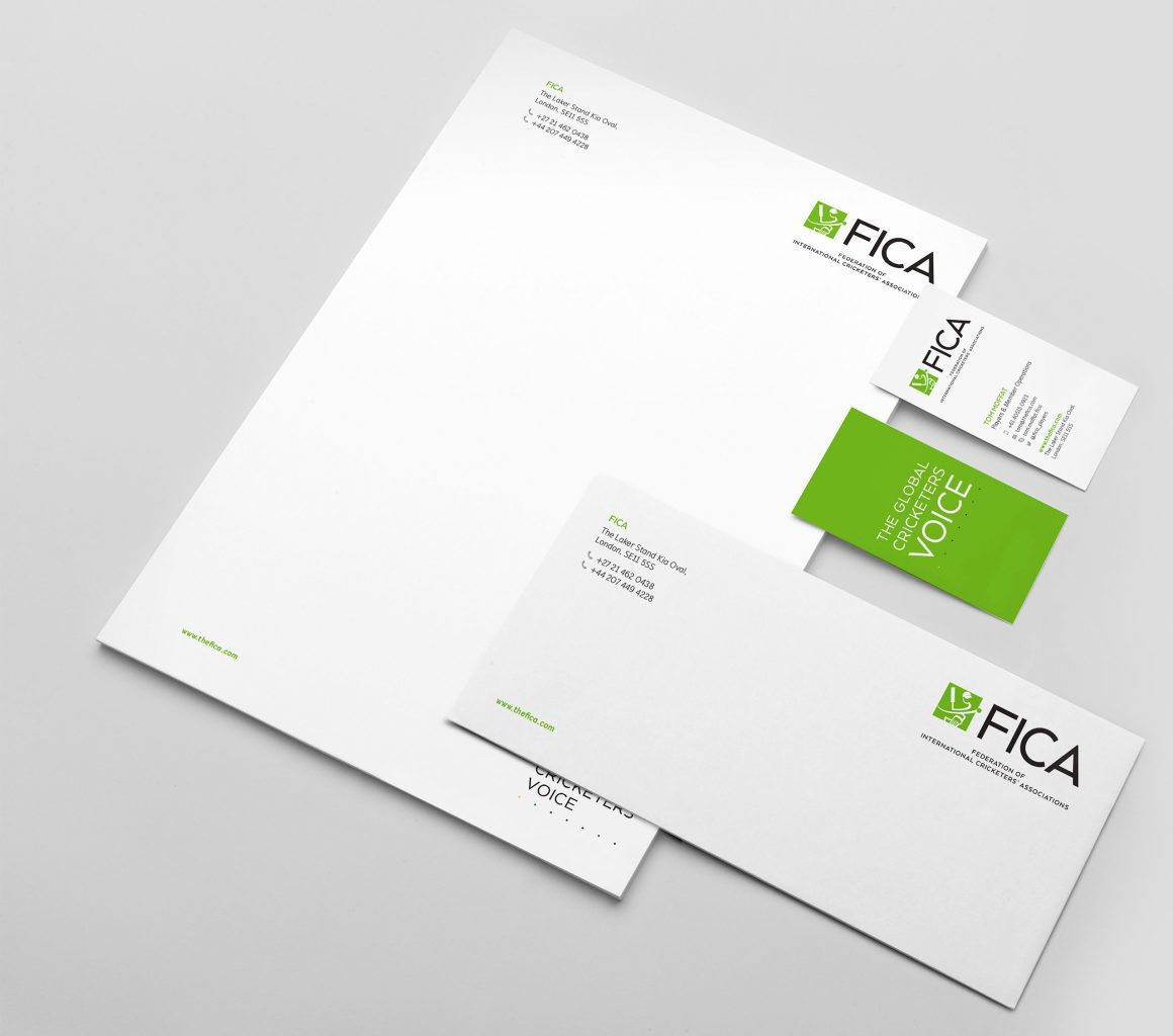 FICA Stationery