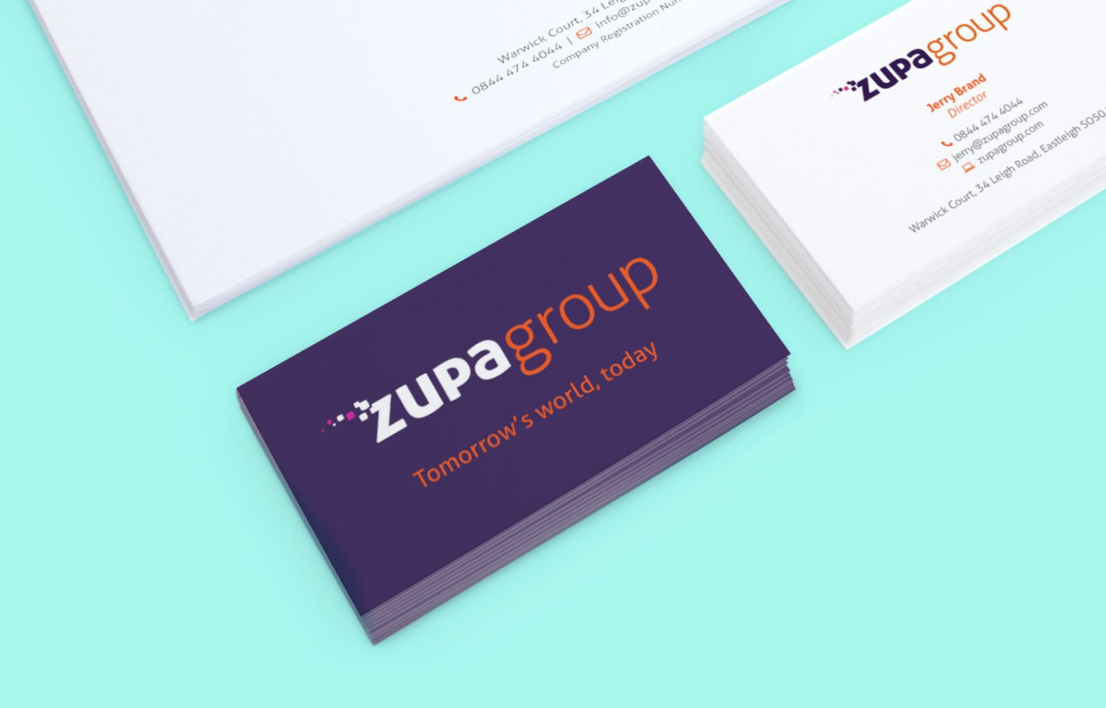 Brand identity – design services – Luna Studio Ltd