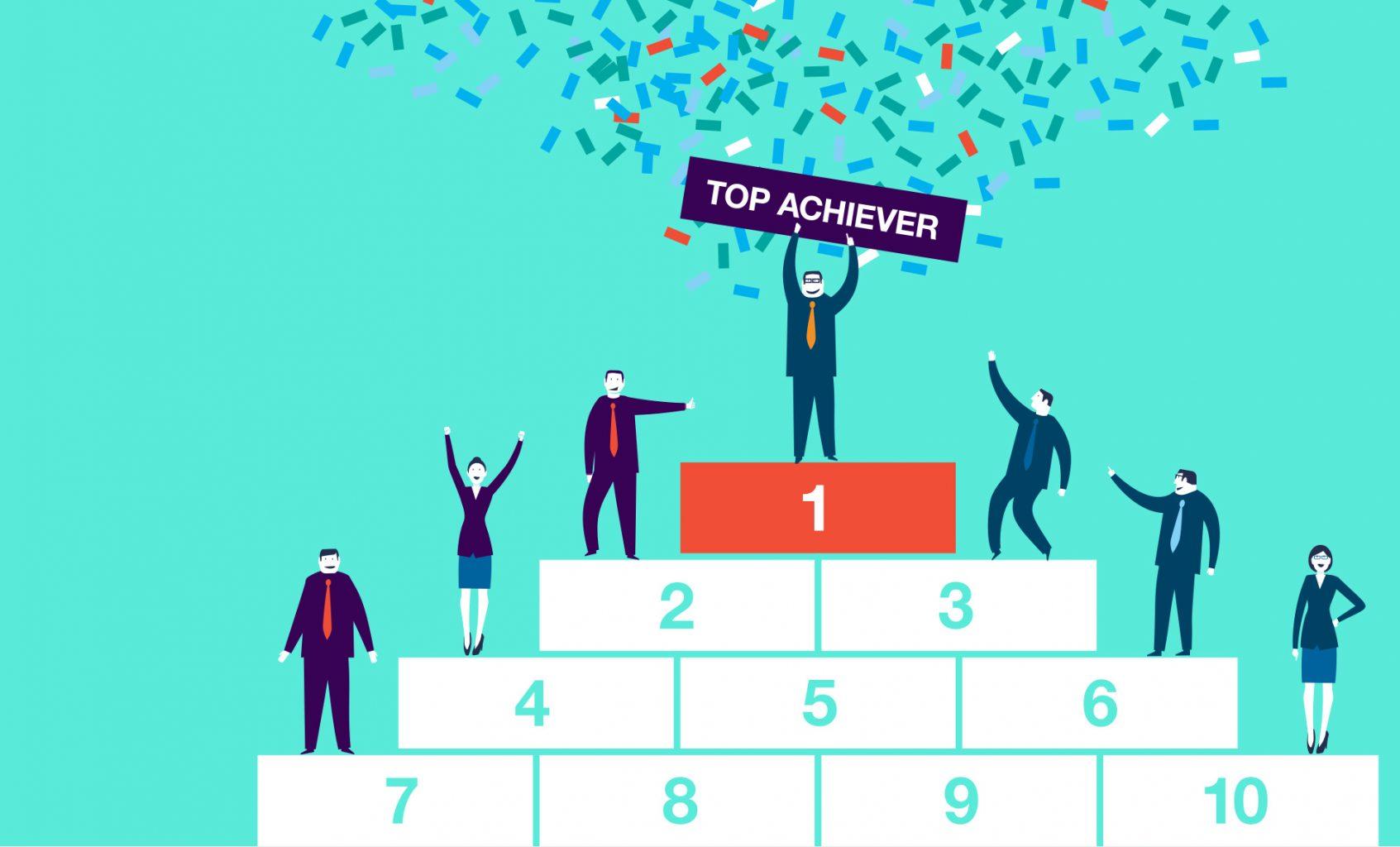KYI IBM Top Achiever