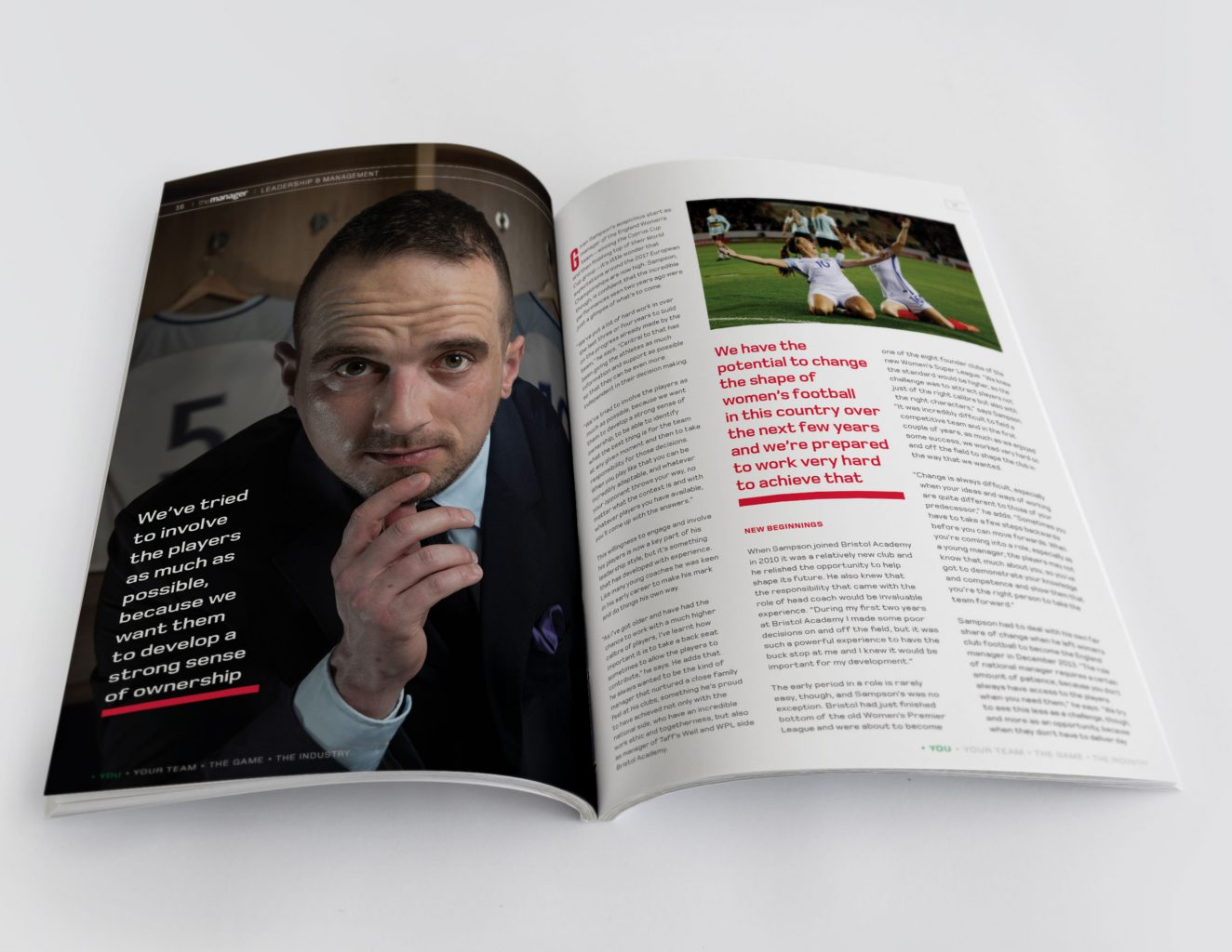 LMA The Manager Magazine